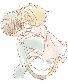 Syaoran and Sakura ♡