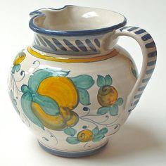 photos Italian pitchers - Google Search