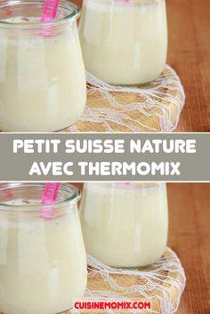 Dessert Thermomix, Cocktails, Drinks, Glass Of Milk, Nutrition, Voici, Cooking, Connect, Gluten