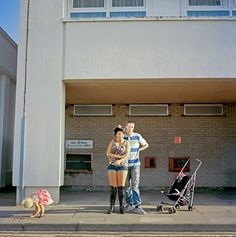 Laura Pannack BLOG THURSDAY Color Photography, Thursday, Baby Strollers, Photographers, Portraits, Children, People, Blog, Inspiration