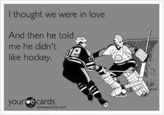i will always be a hockey girl :)