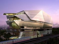 Star Performing Arts Centre by Aedas - Singapore (Under Construction)