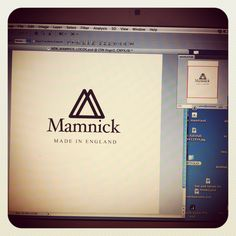 I.D. for our #Japanese market. #logo #ID #photoshop #mamnick