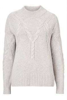 Cable Transition Knit | Clothing