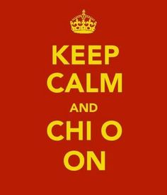 chi omega, yours forever (: