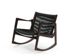 EUVIRA Cadeira em corda by ClassiCon design Jader Almeida