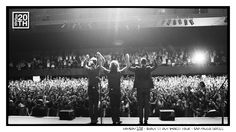 Photo 344 of 365 HANSON 2011 - Shout It Out World Tour - Sao Paulo, Brazil  This is from the last time we played Sao Paulo in 2011. The fan club presale is now on for the Sao Paulo & Rio De Janeiro ANTHEM World Tour stops in July. Who is planning to come to a show?  #Hanson #Hanson20th