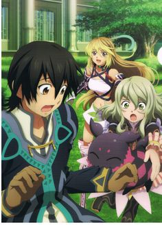 tales+of+xillia+jude+anime | Namco, Tales of Xillia, Jude Mathis
