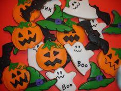 galletas de halloween - Buscar con Google