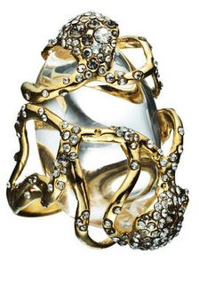 #jewelry Alexis Bittar Ring
