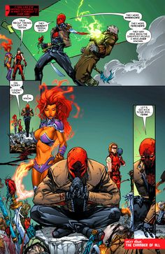 Red Hood and the Outlaws - December 2011