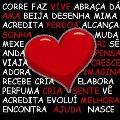 #amor #amorpt #coracao #frases #frases da sao do coracao #namorado #romance #romanticas