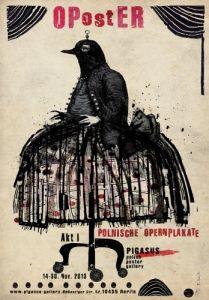Kaja, Ryszard OPostER Polish Opera Poster Polish poster art