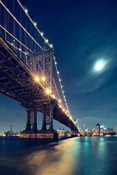 The Manhattan Bridge. photo: RICOW.