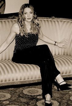16+Photos+Of+Madonna+You've+Never+Seen+Before+via+@WhoWhatWear