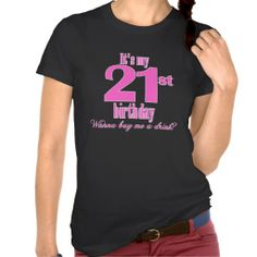 =>Sale on          It's My 21st Birthday Tee Shirt           It's My 21st Birthday Tee Shirt so please read the important details before your purchasing anyway here is the best buyReview          It's My 21st Birthday Tee Shirt lowest price Fast Shipping and save your money Now!...Cleck Hot Deals >>> http://www.zazzle.com/its_my_21st_birthday_tee_shirt-235533783608229740?rf=238627982471231924&zbar=1&tc=terrest