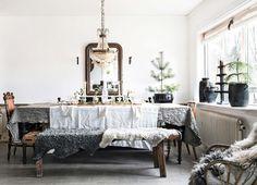 Dreamy cozy Christmas home
