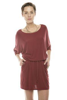 Kris Boyfriend Pocket Dress
