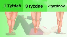 Len 5 minút pred spánkom – Pevnejšie stehná a brucho sú zaručené! Trying To Lose Weight, Ways To Lose Weight, Tracy Anderson Diet, Healthy Lifestyle Changes, Keeping Healthy, Weight Loss Goals, Excercise, Health Fitness, Workout