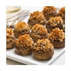 Shrimp-Stuffed Mushrooms Allrecipes.com