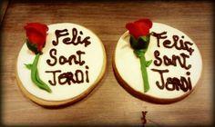 Cookies de Sant Jordi