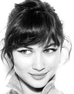 Olga Kurylenko is just perfect.                                                                                                                                                                                 More