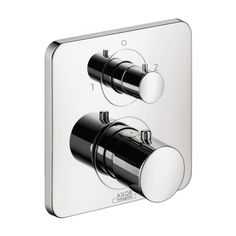 Diverter #2 Axor Citterio M Thermostatic Trim with Volume Control and Diverter