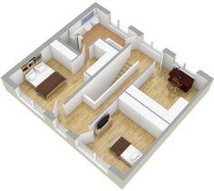 144 besten grundrisse bilder auf pinterest house floor plans floor plans und architecture. Black Bedroom Furniture Sets. Home Design Ideas