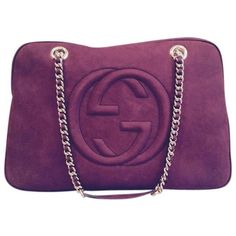 Pre-owned Gucci New Nwt Soho Chain Handbag Shoulder Bag ($1,282) ❤ liked on Polyvore featuring bags, handbags, shoulder bags, burgundy, man shoulder bag, hand bags, handbags shoulder bags, gucci handbags and wine purse