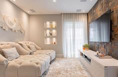 Seating area in master suite .... but diff decor...