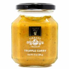 Truffle Curry Sauce by Urbani 10 oz