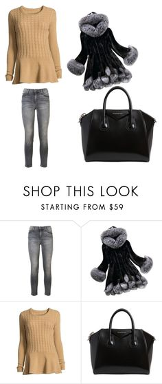"""""""Bez naslova #1"""" by adela-mehmedovic ❤ liked on Polyvore featuring Current/Elliott, Neiman Marcus and Givenchy"""