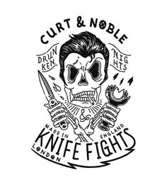 Curt & Noble by Betrayer Family