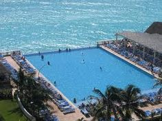 Crown paradise hotel in Cancun, Mexico