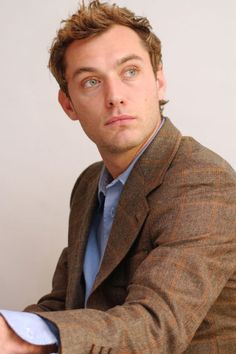 This one is complicated. Did we love Jude Law because he was handsome, or did we love him because in 2004 he was in six different movies, and our exposure to him left us vulnerable to a remake of Alfie? (You decide.)