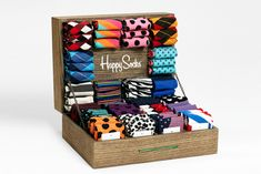 happy sock display - Google Search