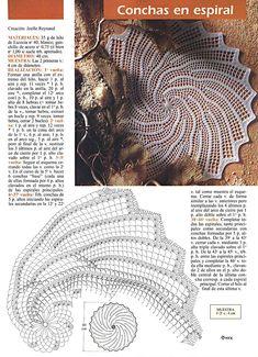 anna d'anneo's media content and analytics Filet Crochet, Crochet Doily Diagram, Crochet Motifs, Tunisian Crochet, Crochet Chart, Crochet Doilies, Crochet Stitches, Crochet Thread Patterns, Crochet Designs