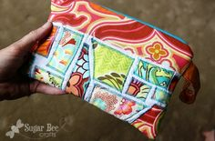 Use Up Your Fabric Scraps