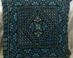 Bedouin embroidered: bags and purses by EgyHouse on Etsy