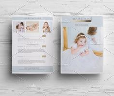 Photography price list by annago on @creativemarket