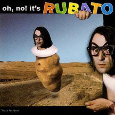 Terre Thaemlitz – Oh, No! It's Rubato (2001) Does rubato mean potato in this man's language?