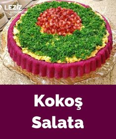 Kokoş Salata – Leziz Yemeklerim – Salata meze kanepe tarifleri – The Most Practical and Easy Recipes Food Design, Salad Design, Turkish Salad, Coleslaw, Food L, Fruit Salad Recipes, Cookie Time, Food Platters, Food Decoration