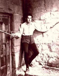 Tyrone Power - 1940s - movie actor