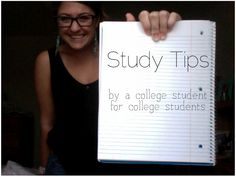 College student study tips from an honors student, these are also good advice for high school students to make good habits early. college student tips Student Studying, Student Life, High School Students, College Students, Planning School, Honor Student, College Survival, College Life, College Hacks