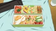 A bento is essentially a