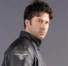 Joe Flanigan <3... Lt. Colonel John Sheppard... Stargate Atlantis