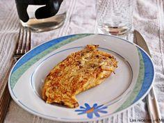 Receta Tortilla de arroz y cebolla, para Lasrecetasdemasero - Petitchef