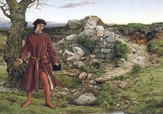 Henry VI, Part 3 - Wikipedia, the free encyclopedia. King Henry VI of England at Towton by William Dyce (1860)