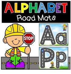 This is a great hands-on center for practicing the alphabet (lowercase and uppercase). Print these mats, add a tub of small cars, and you have the perfect morning tub, fine motor tub or literacy center. $ #kreativeinlife #teaching #kindergarten #literacycenters #finemotor #reading #tpt Alphabet Activities, Motor Activities, Hands On Activities, Kindergarten Language Arts, Teaching Kindergarten, Rhyming Preschool, Transportation Theme, Activity Mat, Play Based Learning