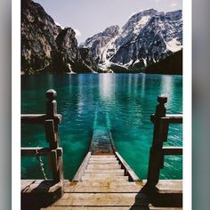 #beautiful travel destination #lagodibraies #italy #lake #lakebraies #braies…